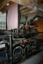 Roller Printing Machine