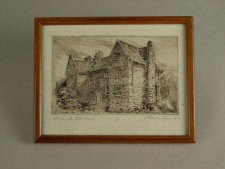 Washington Old Hall, Yorkshire