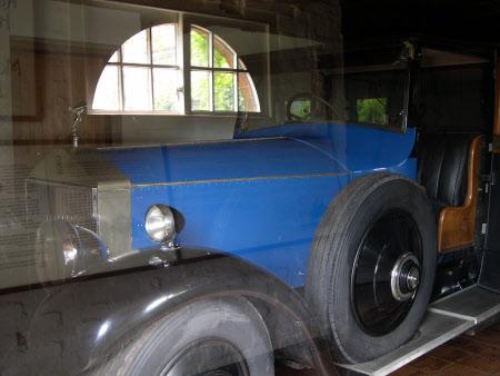 Motor car