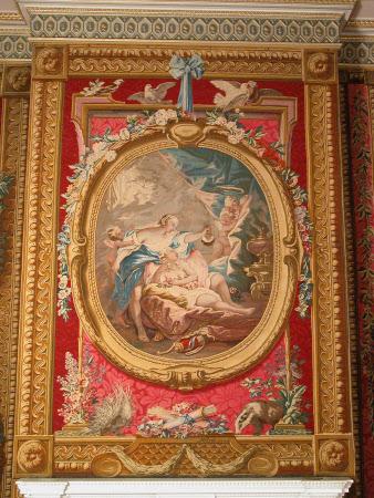 Tenture de Boucher: Cupid and Psyche