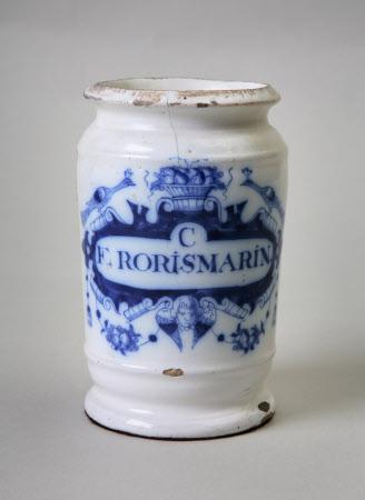 Apothecary's jar