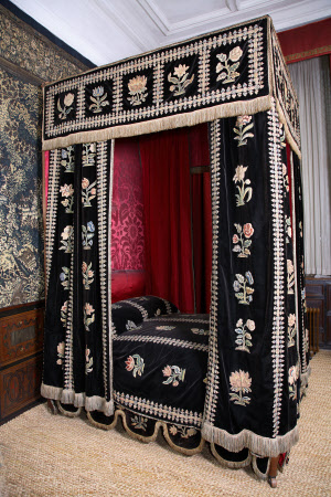 Mary, Queen of Scots' Bed