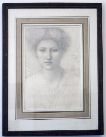 Mary Aglaia 'Maisie' Ionides, later Mrs Hugh Woolner (1837 - 1945)