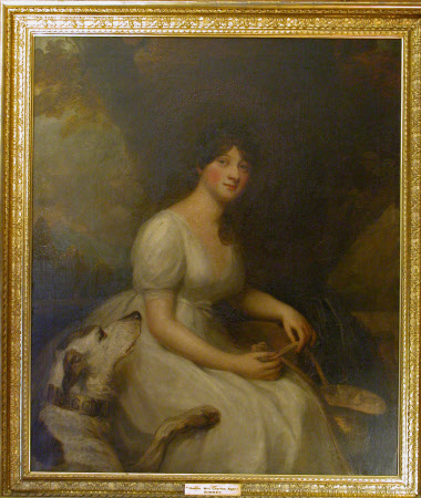 Anna Maria Hunt, the Hon. Mrs Charles Bagenal-Agar (c.1771-1861)