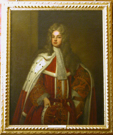 Charles Bodville Robartes, 2nd Earl of Radnor MP (1660-1723)