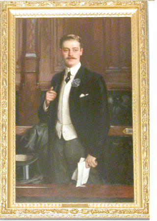The Hon. Thomas Charles Reginald Robartes MP (1880-1915)