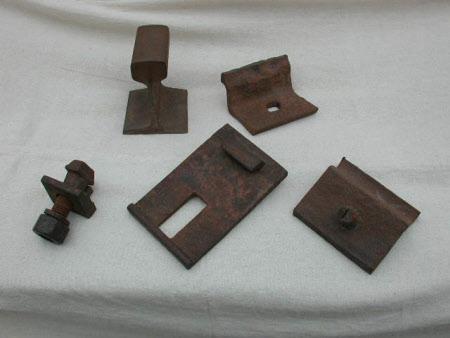 Rail fragment