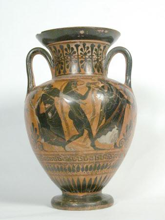 Neck amphora