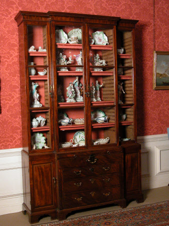 Draughtsman's bookcase