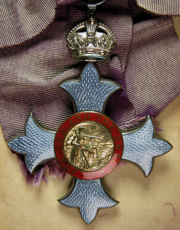 Insignia for the Dame Grand Cross of the British Empire