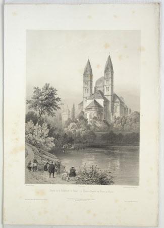Abside de la Cathedrale de Spire (Speier)