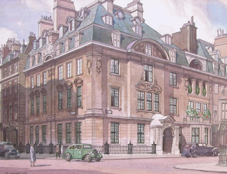 37 Park Street London W1 513890 National Trust Collections