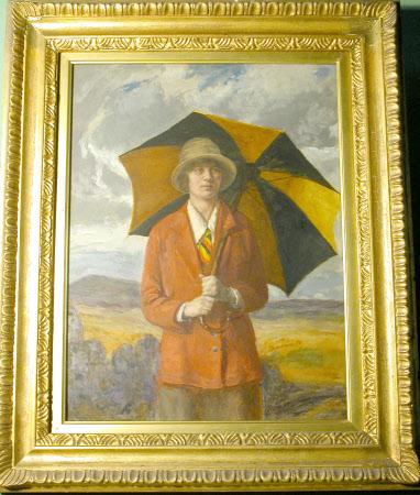 Joyce Newton Wethered, Lady Heathcoat Amory (1901 - 1997)