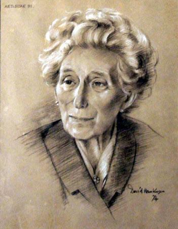 Sybil Lyne-Stephens, Lady Paston Bedingfeld (1883-1985)