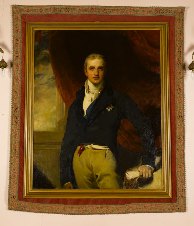 Robert Stewart, Viscount Castlereagh and 2nd Marquess of Londonderry, KG, GCH, MP (1769–1822) ...