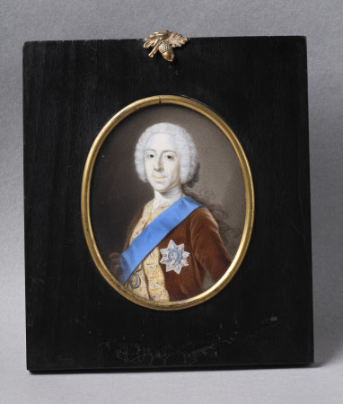 Prince Charles Edward Stuart 'The Young Pretender' (1720-1788)