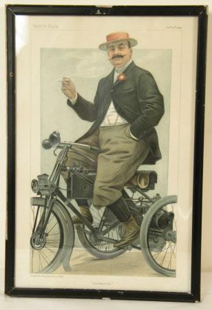 Marquis Jules Félix Philippe Albert de Dion de Wandonne (1856–1946) - Automobile