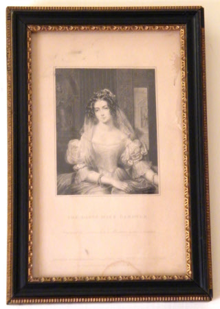 Possibly Charlotte Susannah Gardner, Lady Suffield (d.1859)