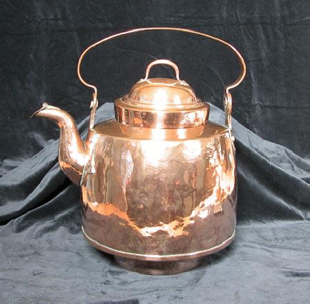 Ship's kettle