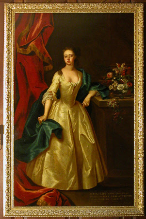 Lady Anne Coventry, Lady Carew (1695-1743/4)