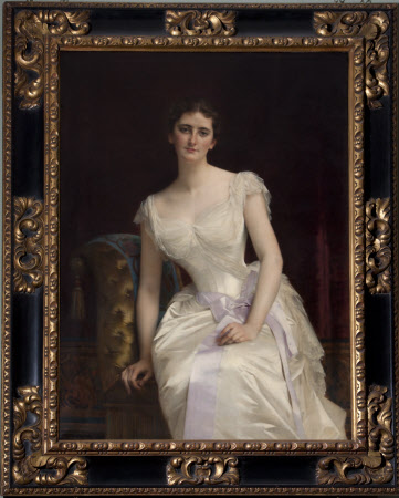 Mary Victoria Leiter, Lady Curzon (1870-1906)