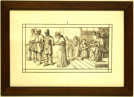 The Stations of the Cross I - Pontius Pilate Sentences Christ