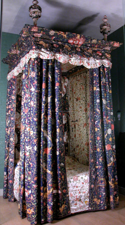 State Bed probably made for George I circa 1715