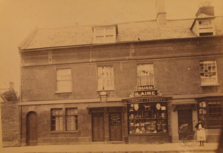 Naional Trust image of the Pharmacy-Fox Talbot Museum