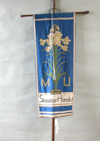 Mother's union banner
