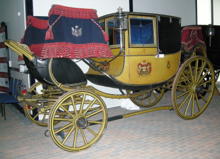 State chariot