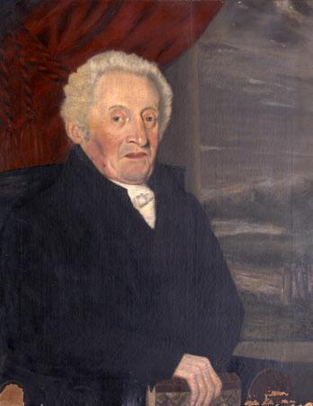 Reverend Samuel Reichel (1787 - 1857)