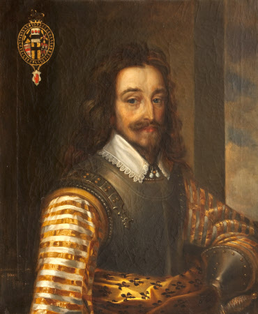 Sir Edward Dering, 1st Bt (1598-1644) (after Cornelius Johnson)