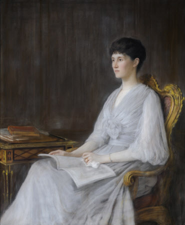 Lady Victoria Alexandrina Elizabeth Grey, Lady Dawnay (d.1922)