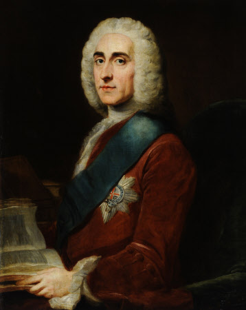 Philip Dormer Stanhope, 4th Earl of Chesterfield KG, PC, MP (1694-1773)