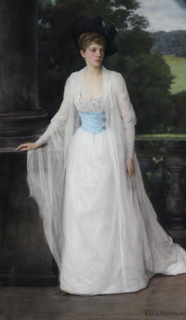 Susannah West Wilson, Mrs John Graham Menzies, later Lady Holford (1865-1943)