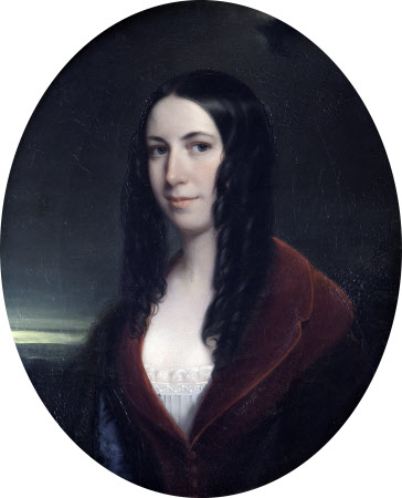 Mary Elizabeth Williams, Mrs George Hammond Lucy (1803 – 1890)