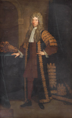 Sir Richard Onslow, 1st Baron Onslow (1654-1717), Speaker of the House of Commons (1708 - 1710)