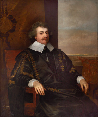 John Finch, Baron Finch of Fordwich MP (1584-1660), Speaker of the House of Commons (1628 - 1629, ...