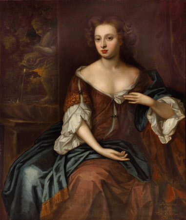 Susannah Anlaby, Mrs Foote Onslow (d.1715)