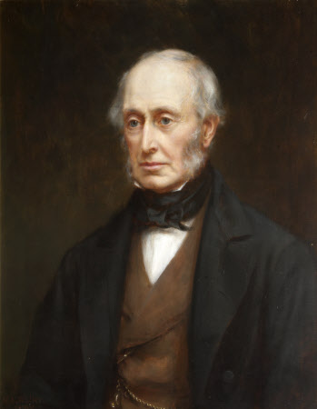 Sir William George Armstrong , 1st Baron Armstrong of Cragside (1810-1900)