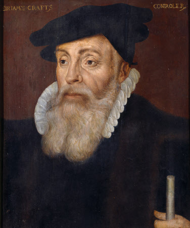 Sir James Croft (c.1518 -1590)