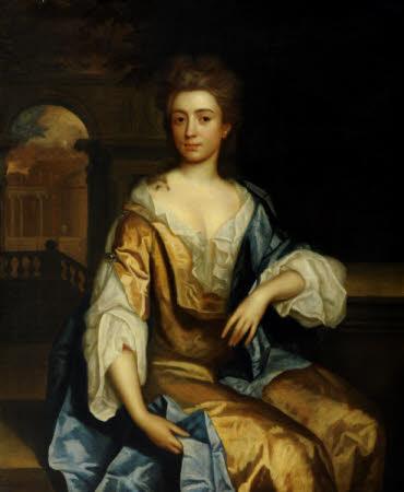 Elizabeth Gunter, Mrs Nicholas Starkie (b.1669)
