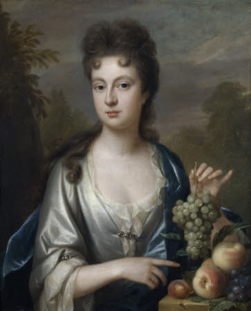 Florence Bourchier Wrey, Mrs Cole (d. 1718)