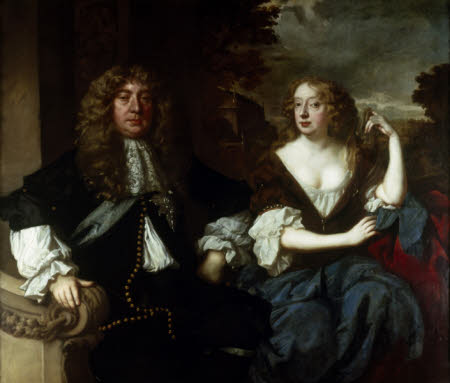 John Maitland, Duke of Lauderdale (1616-1682) and Elizabeth Murray, Countess of Dysart and Duchess ...