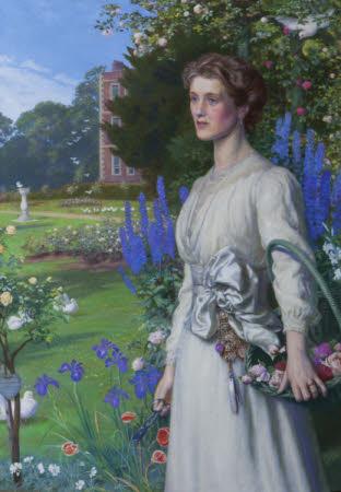 Margaret Lushington, Mrs Stephen Langton Massingberd (d.1906)