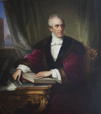 Peregrine Langton Massingberd (1780-1858)