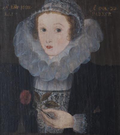 Mrs Elizabeth Parker, aged 22
