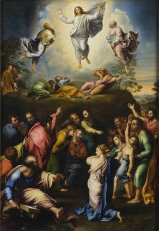The Transfiguration (after Raphael)