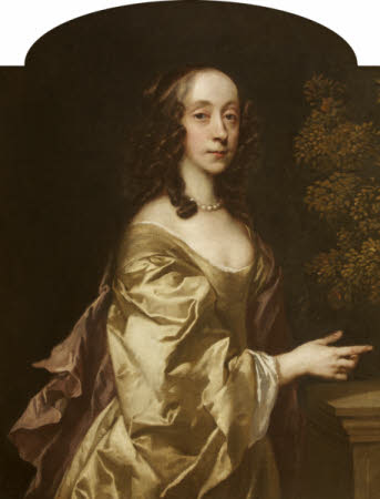 Called Frances Cromwell (1638-1720), the daughter of Oliver Cromwell