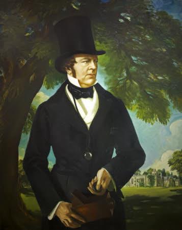 William Henry Fox Talbot MP (1800-1877)
